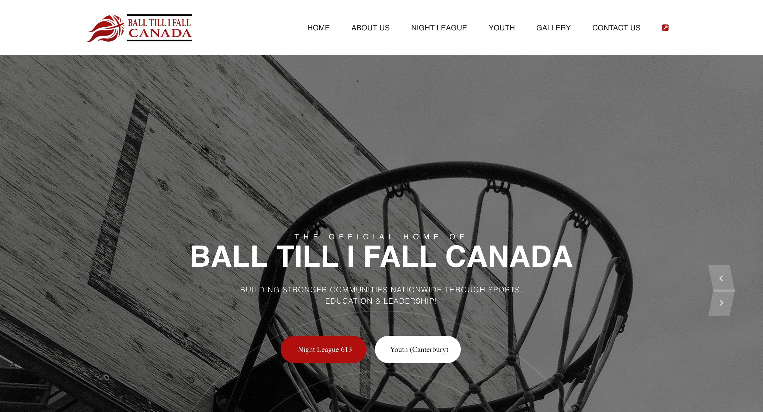 Ball Till I Fall